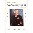 US Naval Institute Proceedings, August 1961