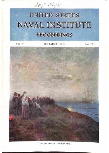 US Naval Institute Proceedings, December 1951