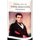 Cover Print of US Naval Institute Proceedings, December 1954