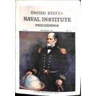 Cover Print of US Naval Institute Proceedings, December 1955