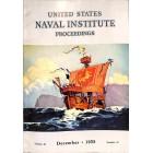 US Naval Institute Proceedings, December 1958