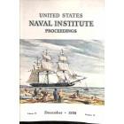 US Naval Institute Proceedings, December 1959