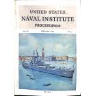 US Naval Institute Proceedings, February 1956