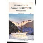 US Naval Institute Proceedings, February 1957