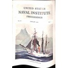 US Naval Institute Proceedings, January 1955