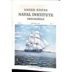 US Naval Institute Proceedings, January 1956