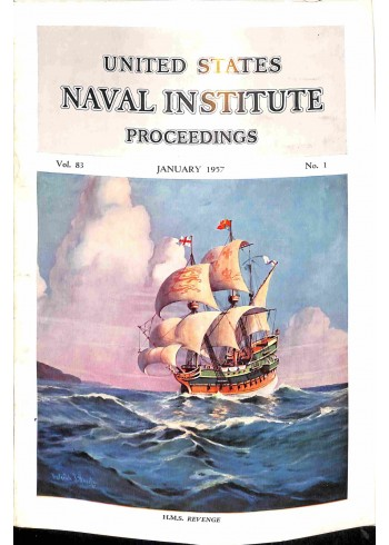 US Naval Institute Proceedings, January 1957