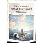 US Naval Institute Proceedings, July 1956