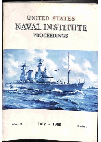 US Naval Institute Proceedings, July 1960