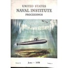 US Naval Institute Proceedings, June 1959