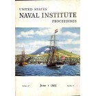 US Naval Institute Proceedings, June 1961