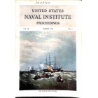 US Naval Institute Proceedings, March 1952