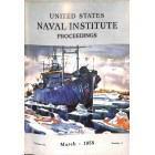 US Naval Institute Proceedings, March 1958
