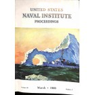 US Naval Institute Proceedings, March 1960