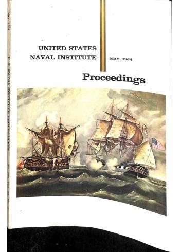 Cover Print of US Naval Institute Proceedings, May 1964