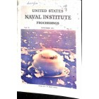 Cover Print of US Naval Institute Proceedings, November 1953