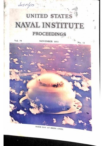 US Naval Institute Proceedings, November 1953