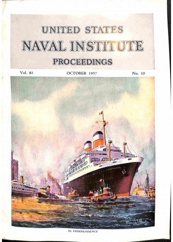 US Naval Institute Proceedings, October 1957