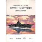 US Naval Institute Proceedings, October 1959