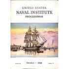 US Naval Institute Proceedings, October 1960