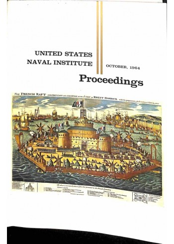 Cover Print of US Naval Institute Proceedings, October 1964