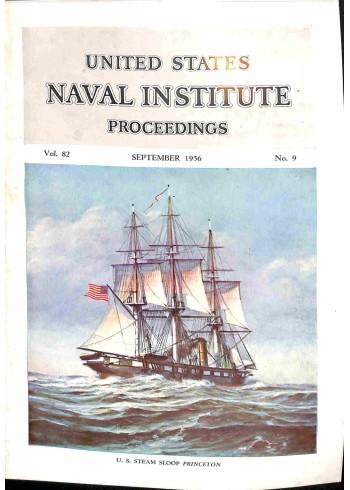 US Naval Institute Proceedings, September 1956