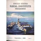 US Naval Institute Proceedings, September 1958