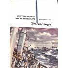 US Naval Institute Proceedings, September 1964