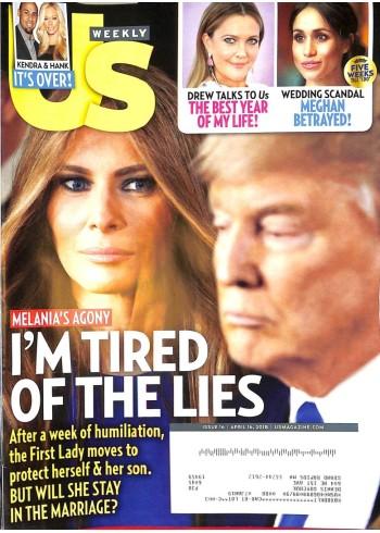 US Weekly, April 16 2018