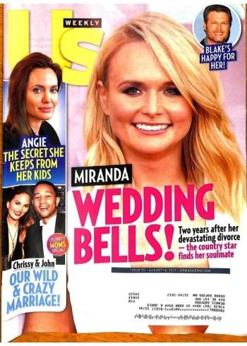 US Weekly, August 14 2017
