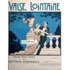 Valse Lointaine, March 20, 1911. Poster Print. Marevert.