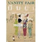 Vanity Fair, June, 1914. Poster Print. Plummer.