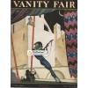 Vanity Fair, October, 1922. Poster Print.