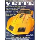 Cover Print of Vette Quaterly, Spring 1977