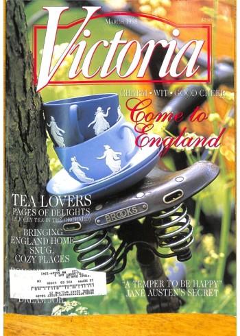 Victoria, March 1998