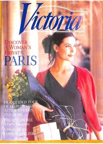 Victoria, October 2000