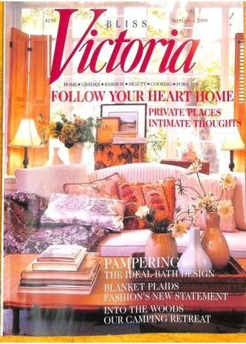 Victoria, September 2000