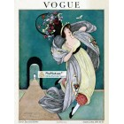 Vogue, August 1, 1918. Poster Print.