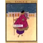 Vogue, December 1, 1916. Poster Print. Helen Dryden.