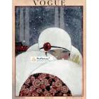 Vogue, January 15, 1919. Poster Print. George Lepape.