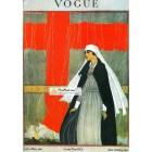 Vogue, May, 1918. Poster Print. Porter Woodruff.