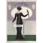 Vogue, November 1, 1911. Poster Print.