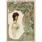 Vogue, Winter, 1905. Poster Print. C.J. Freeman.