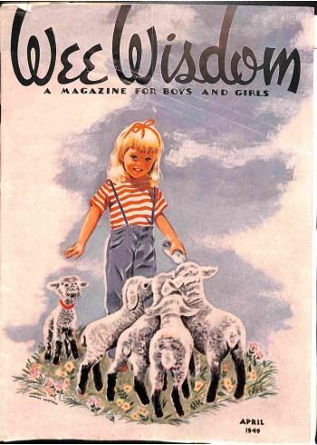 Wee Wisdom, April 1949