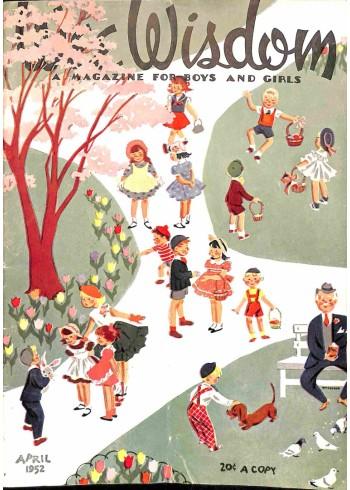Wee Wisdom, April 1952