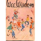 Cover Print of Wee Wisdom, August 1950