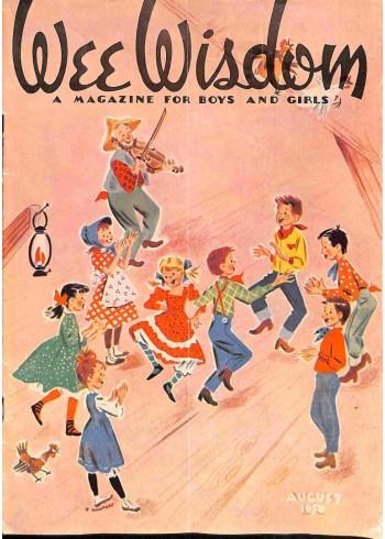 Wee Wisdom, August 1950