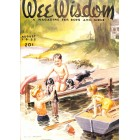 Cover Print of Wee Wisdom, August 1952