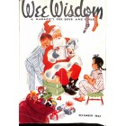 Cover Print of Wee Wisdom, December 1947