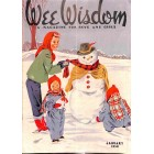 Cover Print of Wee Wisdom, January 1950